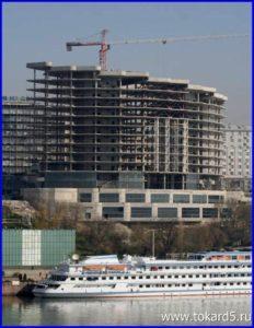 Многоэтажный жилой дом. г. Ростов-на-Дону, 2009 г.